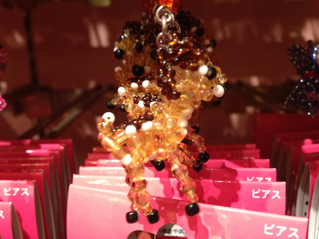 バンビのピアスが680円→350円になっています
