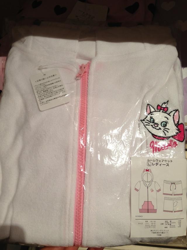 おしゃれキャット、マリーのルームウェアセットが4900円→2500円になっています