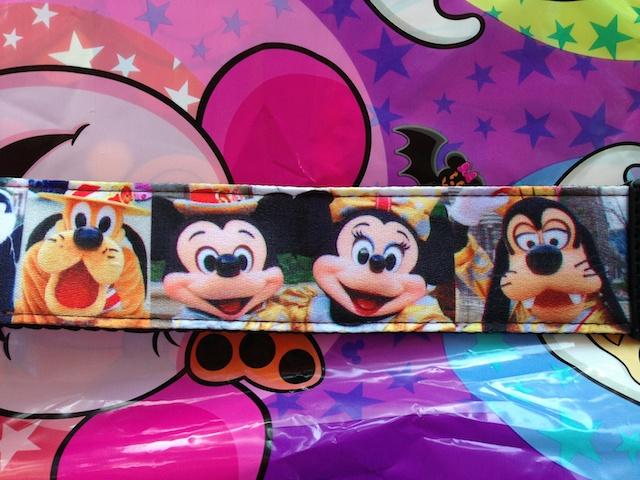 篠山紀信による一眼レフカメラ用ストラップはディズニーパーク撮影ファン必見!