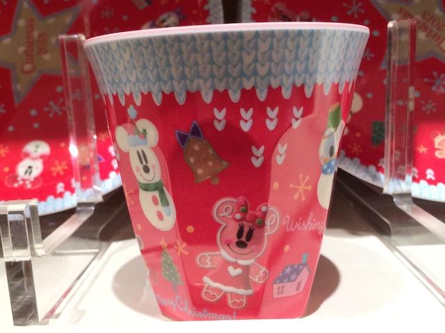 スノーマン&ジンジャーブレッドのメラミンカップが700円→400円になっています