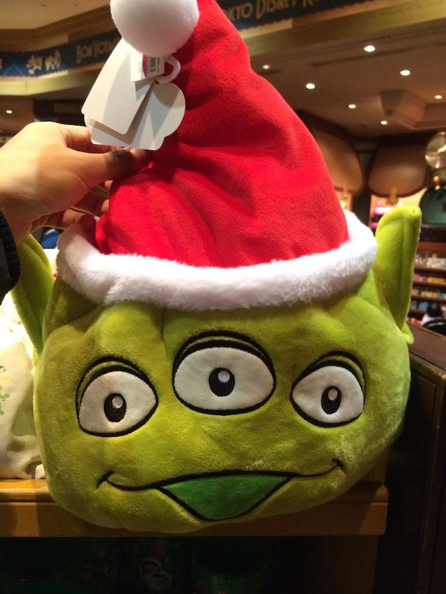 リトルグリーンメンのクリスマスファンキャップが2800円→2000円になっています