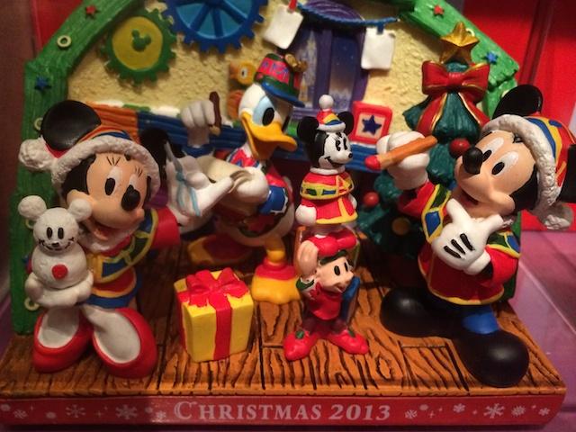 クリスマスファンタジー2013フィギュアリンが4800円→3600円になっています