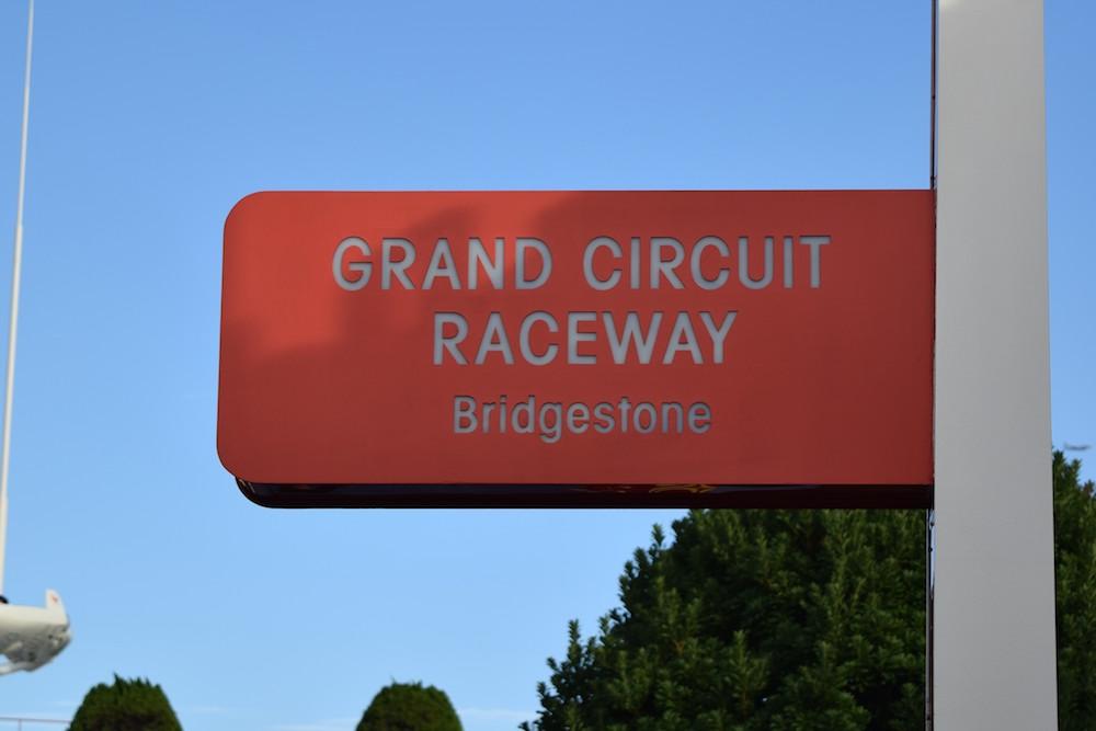 グランドサーキット・レースウェイのキャストさんがカッコイイ