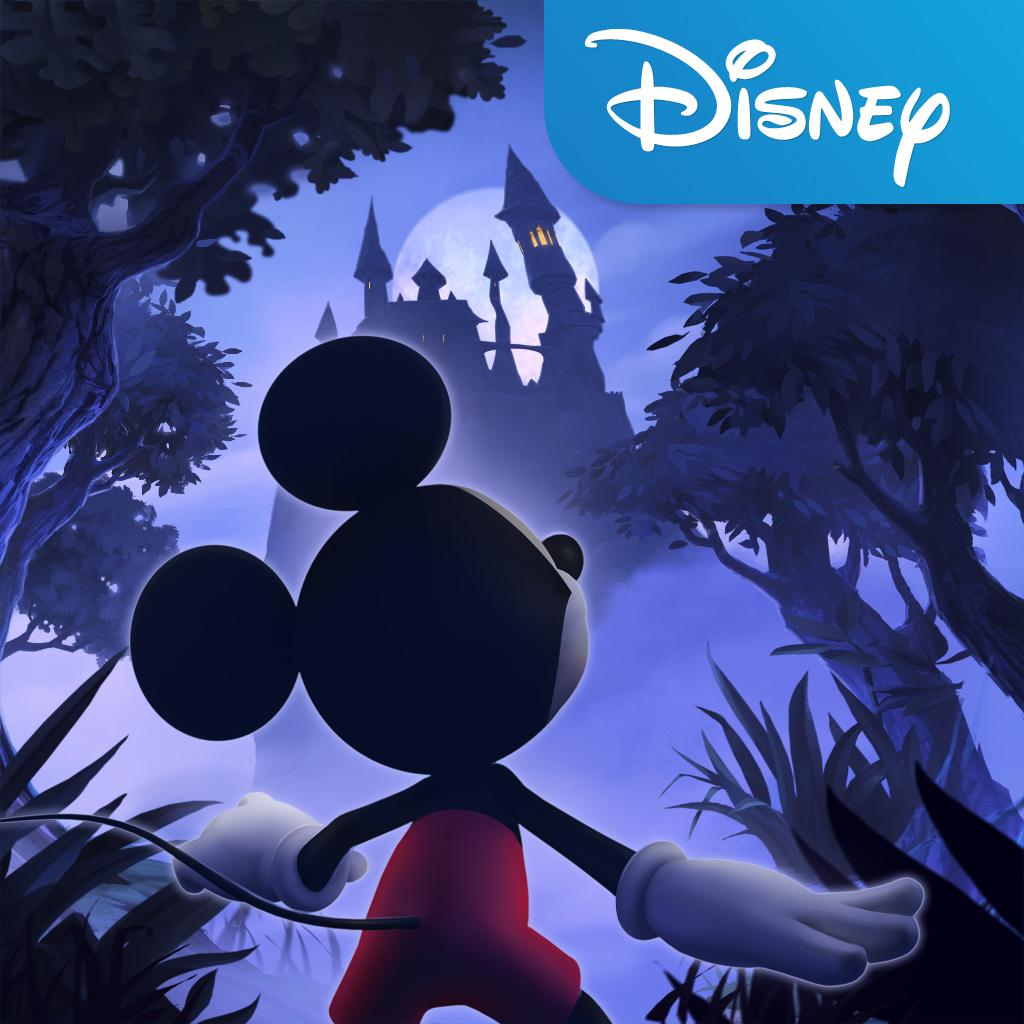 iOS用ゲームアプリ「ミッキーマウス キャッスル・オブ・イリュージョン」が1000円→100円になっています